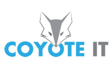Coyote IT Logo Design