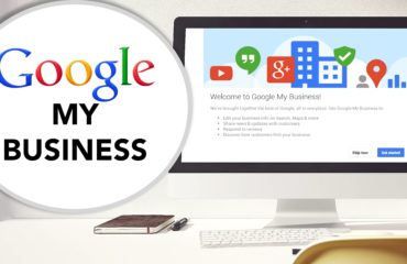 Google My Business banner