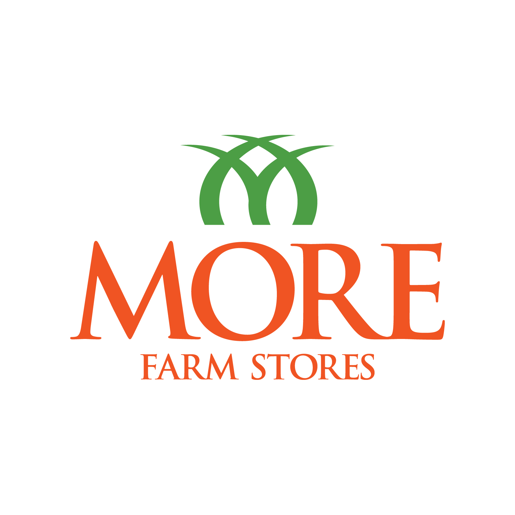 More Farm Stores Logo